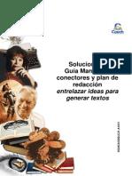 3 Solucionario Guía Manejo de Conectores y Plan de Redacción Entrelazar Ideas Para Generar Textos 2014 ACOMPAÑAMIENTO