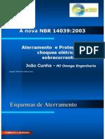 Aterramento Eletrico Nbr 14039.pdf