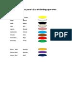 Color Sato Para Cajas