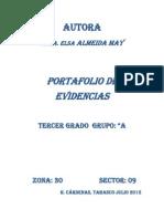 """Evaluación 2014, 3ero """"A"""""""