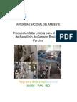 Guia de PL Para El Sector Porcino y Lechero de Panamá