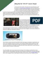 "How To Editar Handling.Dat On ""GTA IV"" (nueve Steps)"