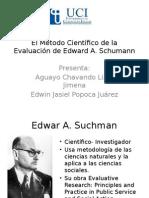 El Método Científico de La Evaluación de Edward