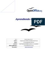 Aprendiendo OpenOfficeo Basic