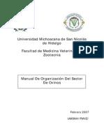 Manual Sector de Ovinos FMVZ