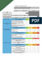 Formato de Evaluación de Directores a Docentes