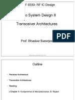 04 Radio System Design 2
