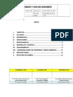 PRO - CONS - 009 - ARMADO DE ANDAMIO.doc