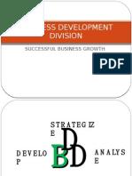 Business Development Division