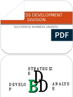 Business Development Division