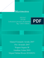 Micrómetros