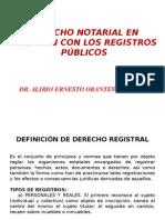 Notariado y Derecho Registral (2)