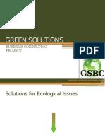 Green Solutions Final