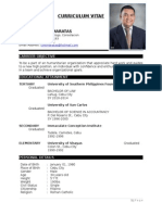 Curriculum Vitae Clint_islamic Relief Worldwide