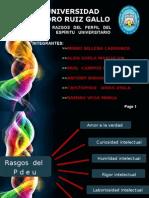 Perfil Del Espiritu Universitario