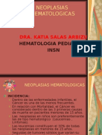 Neoplasias Hematologicas