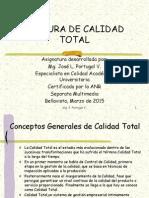 4 -Diapositivas de La Asignatura de Cultura de Calidad Total