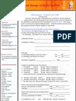 VSNA Nomination Form