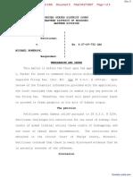 Parker v. Bowersox - Document No. 5