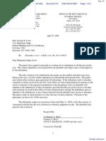 Alexander et al v. Cahill et al - Document No. 27