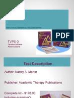 tvps-iii presentation