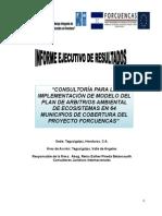 INFORME CONSULTORIA PARA IMPLEMENTACIÓN DE MODELO PLAN DE ARBITRIOS AMBIENTAL.doc