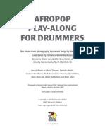 African Pop drumming