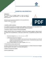 Heuristic, matemática y problemas