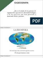 Biogeografia y Biomas Noveno