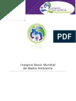 La Insignia Scout Mundial de Medioambiente