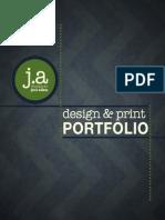 Joci Allen's Design & Print Portfolio