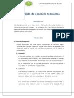 Pavimento de concreto hidráulico IMPRIMIRRRRR.docx