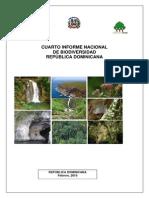Cuarto Informe Nacional Biodiversidad