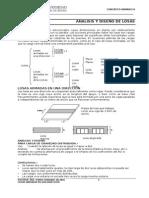 Llosas Armadas en Una Direccion