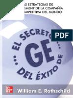 El Secreto Del Exito de GE