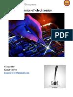 Basics of Electronics in Robotics
