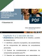 ITE 50 Capitulo1 Introduccion a La Computadora
