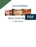 Agenda Privada Macri Scioli Massa Con Link