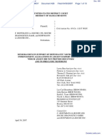 Amgen Inc. v. F. Hoffmann-LaRoche LTD et al - Document No. 426