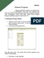 BONUS Bi Kin Form Pad a Visual Fox Pro