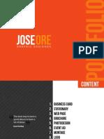 Jose Ore-Portfolio