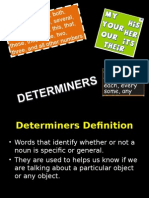 DETERMINERS.ppt