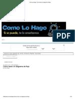 Cómo Lo Hago _ Cómo hacer un diagrama de flujo.pdf