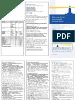 Common Linux Commands Pocket Guide 07