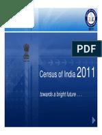 Census of India 2011 Data