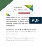 Passtcert 70-410 Exam Preparation Material