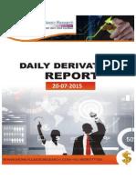 Daily Derivative Report