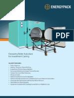 Dewaxing Autoclave Manufacturer