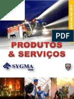 Proteção Contra Incêndio e Desastres - Catálogo de Livros e Mídias Eletrônicas