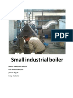 Small Industrial Boiler manufacturer